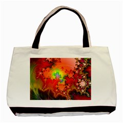 Background Abstract Color Form Basic Tote Bag