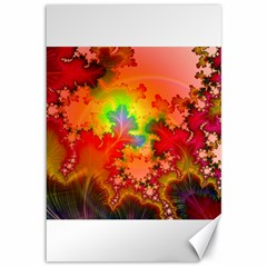 Background Abstract Color Form Canvas 12  X 18