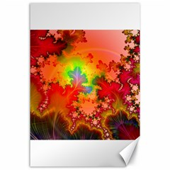Background Abstract Color Form Canvas 24  X 36