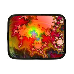 Background Abstract Color Form Netbook Case (small)