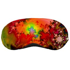 Background Abstract Color Form Sleeping Masks
