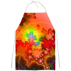 Background Abstract Color Form Full Print Aprons