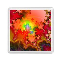 Background Abstract Color Form Memory Card Reader (square)