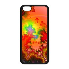Background Abstract Color Form Iphone 5c Seamless Case (black)