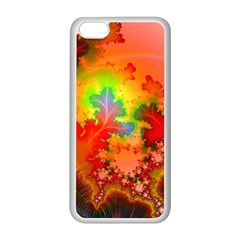 Background Abstract Color Form Iphone 5c Seamless Case (white)