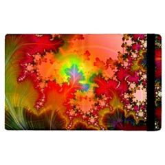 Background Abstract Color Form Apple Ipad Mini 4 Flip Case
