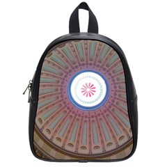 Statehouse Rotunda School Bag (small) by Riverwoman