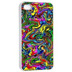 Graffiti 3 2 Iphone 4/4s Seamless Case (white)