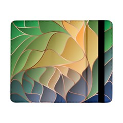 Modern Colorful Abstract Art Samsung Galaxy Tab Pro 8 4  Flip Case by tarastyle