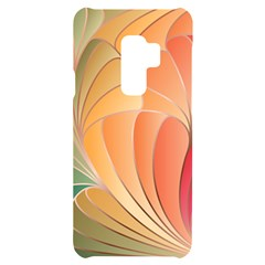 Modern Colorful Abstract Art Samsung S9 Plus Black Uv Print Case by tarastyle