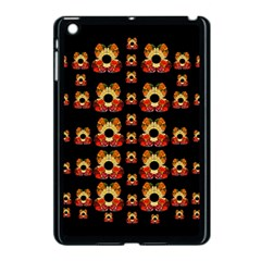 Sweets And  Candy As Decorative Apple Ipad Mini Case (black) by pepitasart