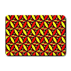 Rby 6 Small Doormat  by ArtworkByPatrick