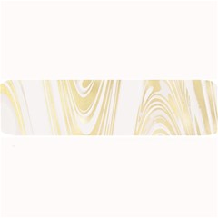 Luxury Gold Marble Large Bar Mats by tarastyle