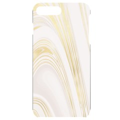 Luxury Gold Marble Iphone 7/8 Plus Black Uv Print Case
