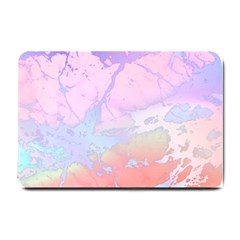 Iridescent Marble Small Doormat  by tarastyle