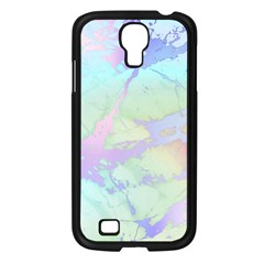 Iridescent Marble Samsung Galaxy S4 I9500/ I9505 Case (black) by tarastyle