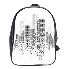 Division A Collection Of Science Fiction Fairytale School Bag (large)