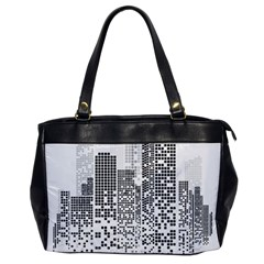 Division A Collection Of Science Fiction Fairytale Oversize Office Handbag