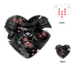 Sleeve Tattoo  Samurai Playing Cards (heart) by Sudhe