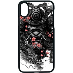 Sleeve Tattoo  Samurai Iphone X Seamless Case (black)