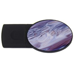 Agate Marble Usb Flash Drive Oval (2 Gb) by tarastyle