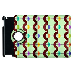Zappwaits Retro 13 Apple Ipad 2 Flip 360 Case by zappwaits