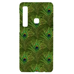 Peacock Glitter Feather Pattern Samsung Case Others by tarastyle