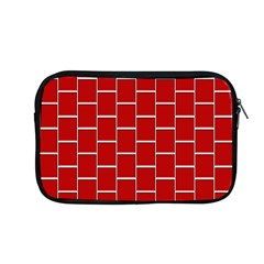 Red Illustrations Background Apple Macbook Pro 13  Zipper Case