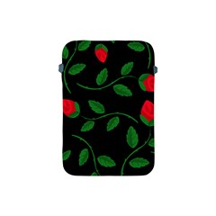 Roses Flowers Spring Flower Nature Apple Ipad Mini Protective Soft Cases