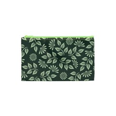 Flowers Pattern Spring Nature Cosmetic Bag (xs) by Pakrebo