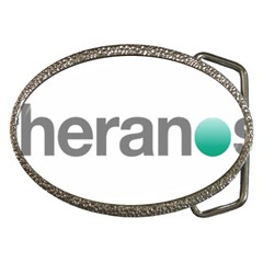 Theranos Logo Belt Buckles by milliahood