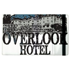 The Overlook Hotel Merch Apple Ipad 2 Flip Case by milliahood