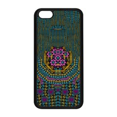 The  Only Way To Freedom And Dignity Ornate Iphone 5c Seamless Case (black) by pepitasart