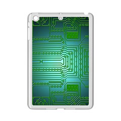 Board Conductors Circuits Ipad Mini 2 Enamel Coated Cases by HermanTelo