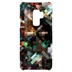 Abstract Texture Desktop Samsung S9 Plus Black Uv Print Case
