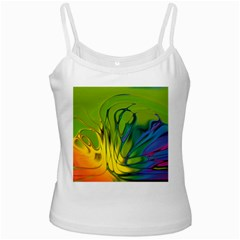 Abstract Pattern Lines Wave Ladies Camisoles by HermanTelo