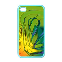 Abstract Pattern Lines Wave Iphone 4 Case (color) by HermanTelo