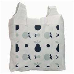 Apples Pears Continuous Recycle Bag (two Side) by HermanTelo