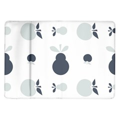 Apples Pears Continuous Samsung Galaxy Tab 10 1  P7500 Flip Case