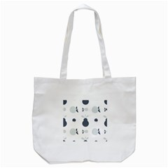 Apples Pears Continuous Tote Bag (white) by HermanTelo