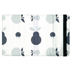Apples Pears Continuous Apple Ipad Pro 9 7   Flip Case