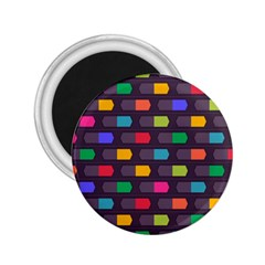 Background Colorful Geometric 2 25  Magnets by HermanTelo