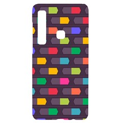 Background Colorful Geometric Samsung Case Others by HermanTelo