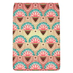 Background Floral Pattern Pink Removable Flap Cover (s) by HermanTelo