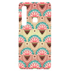 Background Floral Pattern Pink Samsung Case Others by HermanTelo