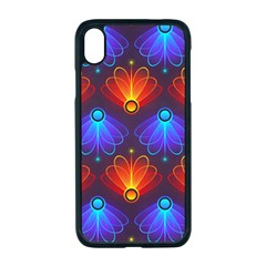 Background Colorful Abstract Iphone Xr Seamless Case (black)