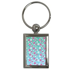 Background Frozen Fever Key Chains (rectangle)  by HermanTelo