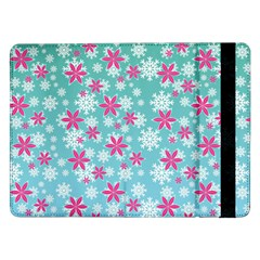 Background Frozen Fever Samsung Galaxy Tab Pro 12 2  Flip Case by HermanTelo