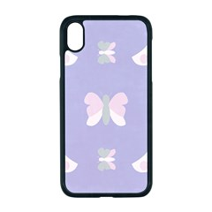 Butterfly Butterflies Merry Girls Iphone Xr Seamless Case (black)