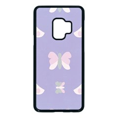 Butterfly Butterflies Merry Girls Samsung Galaxy S9 Seamless Case(black) by HermanTelo